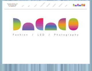 dacacodesign.com screenshot
