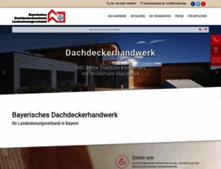 dachdecker.net screenshot