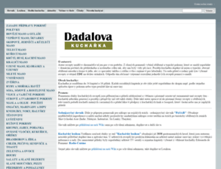dadala.hyperlinx.cz screenshot