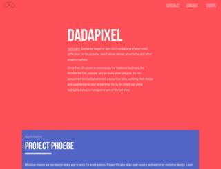 dadapixel.com screenshot