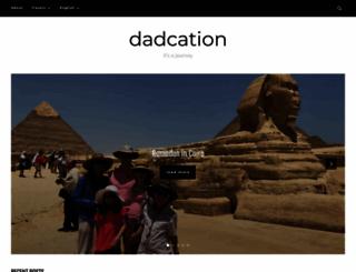dadcation.com screenshot