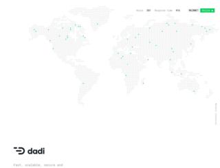 dadi.co screenshot