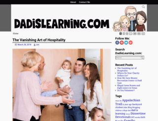 dadislearning.com screenshot