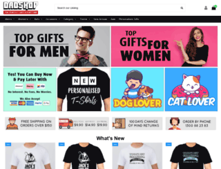 dadshop.com.au screenshot