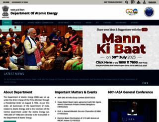 dae.gov.in screenshot