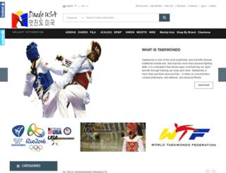 daedousa.com screenshot