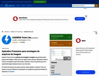daemon-tools.softonic.com.br screenshot