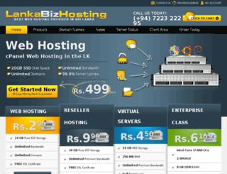 daemonhost.net screenshot