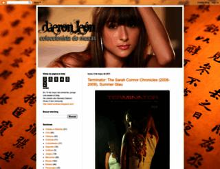 daeronleon.blogspot.com screenshot
