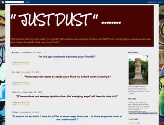 daf-justdust.blogspot.com screenshot