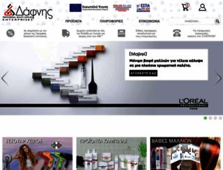 dafnis.com screenshot