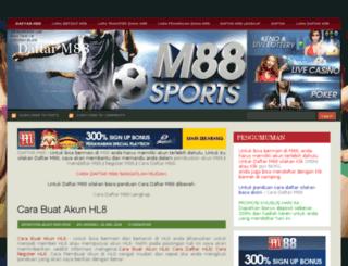 daftar-m88.blogspot.com screenshot