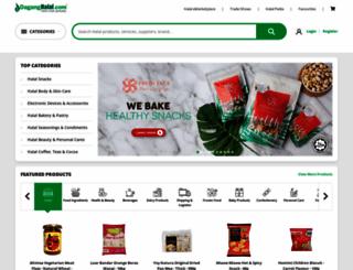 daganghalal.com screenshot