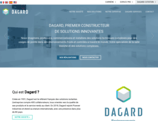 dagard.com screenshot