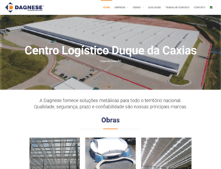 dagnese.com.br screenshot