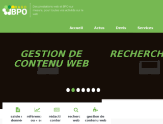 dago-bpo.com screenshot