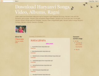 dahiyamusic.blogspot.com screenshot
