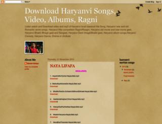 dahiyamusic.blogspot.com screenshot
