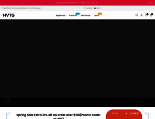 dahuatechnology.com screenshot