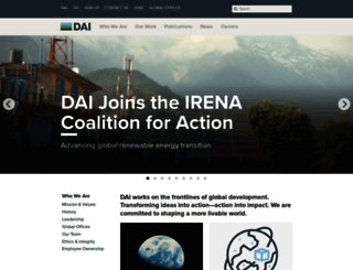 dai.com screenshot