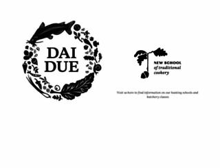 daidue.com screenshot