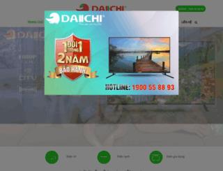 daiichi.vn screenshot