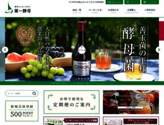 daiichikobo.com screenshot