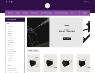 daika.goodstore.id screenshot