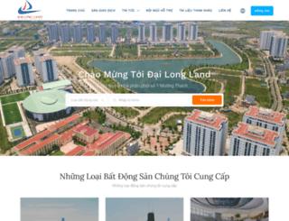 dailongland.vn screenshot