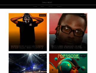 daily-beat.com screenshot