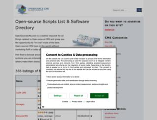 daily-deal-website.opensourcescripts.com screenshot