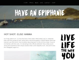 daily-epiphanie.com screenshot
