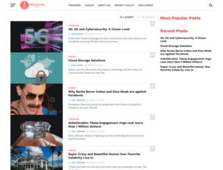 daily-gossip.online screenshot