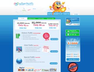 daily-traffic.com screenshot