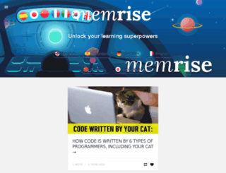 daily.memrise.com screenshot
