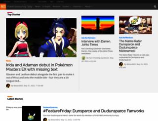 daily.pokecommunity.com screenshot
