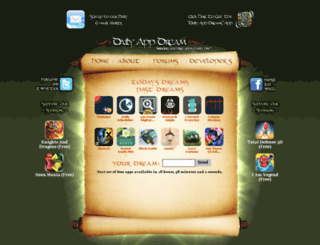 dailyappdream.com screenshot