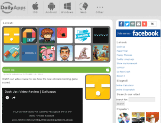 dailyapps.net screenshot
