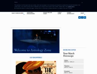 dailyastrologyzone.com screenshot