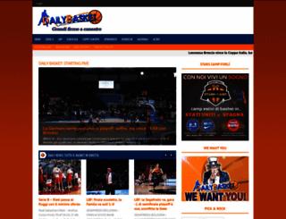 dailybasket.it screenshot