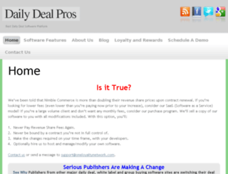 dailydealpros.com screenshot