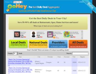 dailydeals.unretailme.com screenshot