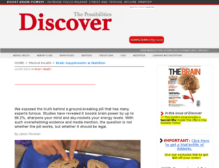 dailydiscoverynews.com screenshot