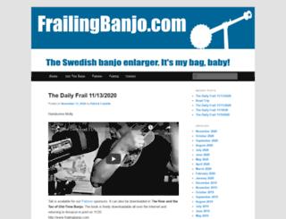 dailyfrail.com screenshot