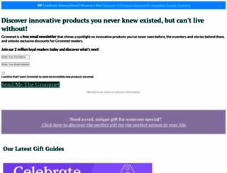 dailygrommet.com screenshot