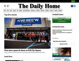 dailyhome.com screenshot