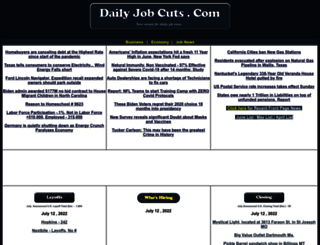dailyjobcuts.com screenshot