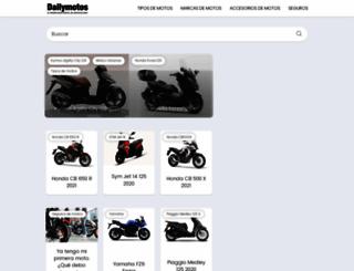 dailymotos.com screenshot