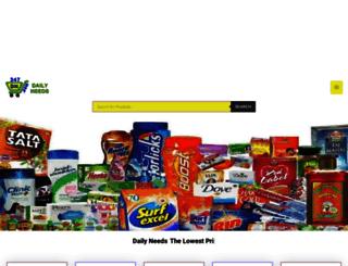 dailyneeds247.com screenshot