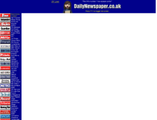 dailynewspaper.co.uk screenshot